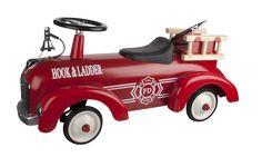 Great Gizmos Speedster Fire Engine