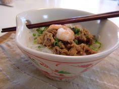 COOKPAD 台南名物*担仔麺*  http://cookpad.com/recipe/1703920