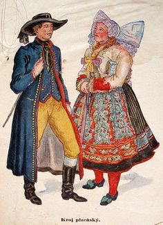 Czech All men wearing white hand-knit stockings and massive leather boots or high boots wore their feet. Bride Costume, Folk Costume, Rusalka, The Visitors, Black Forest, Men Looks, Beautiful Patterns, Czech Republic, Fashion History