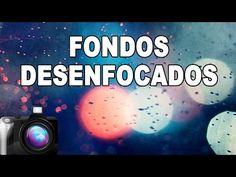 Fondos desenfocados y efecto bokeh - Tutorial Photoshop en Español - YouTube