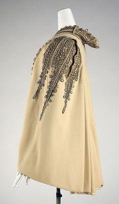 beautiful braidwork  ca. 1890