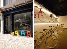 Vélocité Café Lisbon