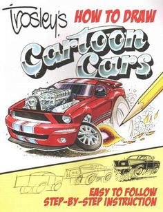 This book takes you through the process step-by-step of drawing your favorite cars, starting with the basics such as profiles, point of view, speed, attitudes, custom graphics, and coloring. You learn