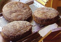 We make sourdough bread with a rye starter and whole grain rye flour, and sometimes let it rise in a warm sauna! Originally published as Sourdough Rye, Sourdough Recipes, Rye Bread, Yeast Bread, Bread Baking, Bread Recipes, Real Food Recipes, Rustic Bread, Rye Flour