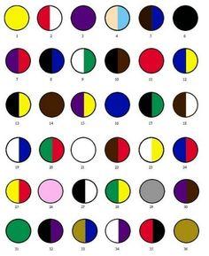 색깔 심리테스트