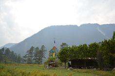 House of Meyor Tribe, Dong Village, Lohit Valley, Arunachal Pradesh. Stuff To Do, Things To Do, Arunachal Pradesh, Human Settlement, Sunrise, Bucket, Mountains, Day, House