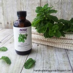 Handmade Soap Gossip: Peppermint Essential Oil Uses