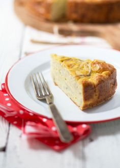 Il Cavoletto di Bruxelles | Torta di cavolfiore, curry e mandorle | http://www.cavolettodibruxelles.it