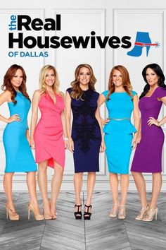 """The Real Housewives of Dallas (RHOD) Premiere Recap 4/11/16: Season 1 Episode 1 """"Everything's Bigger in Dallas"""""""