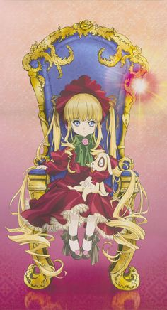 Shinku (Rozen Maiden)