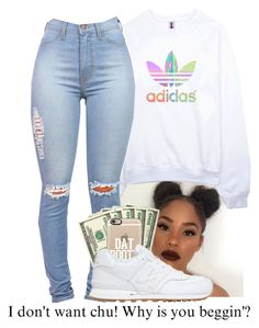 """Oct.13, 2015"" by heavensincere ❤ liked on Polyvore featuring adidas, Casetify and New Balance"
