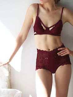Dream of Me High Waisted Undie