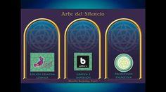 ARTE del SILENCIO/ Cartas-Mandalas/ Marita Burbridge Espel