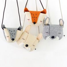 The cutest bags ever! Toyhood Store - Petit and Small Shopping