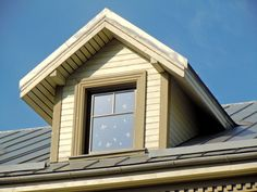 The main reason for adding a dormer is to easily increase the available headroom when undertaking a loft conversion and is a fairly straightforward procedure Loft Conversion Uk, Roof Design, House Design, Gable Window, Window Company, Shed Dormer, Roof Shapes, Window Types, Dormer Windows
