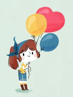 Mini Ludvin - Book Portfolio : Illustration jeunesse