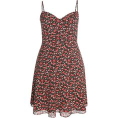 Shop Women's Plus Size Women's Plus Size Dress | City Chic USA (286.705 COP) ❤ liked on Polyvore featuring dresses, plus size summer dresses, v neckline dress, womens plus dresses, v neck summer dresses and summer dresses