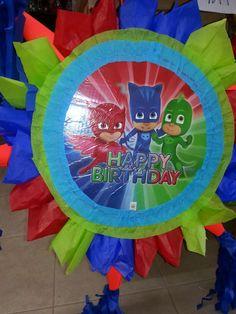 Resultado de imagen para piñata pj mask