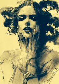 Art by Csaba Konyicska: My 5 minute sketches