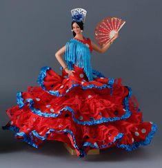 Flamenco Dolls from Spain  - 25 cm