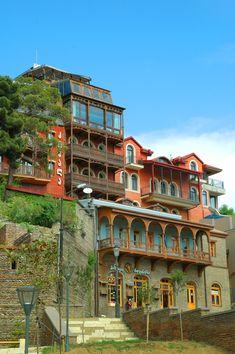 Отель Kopala в Тбилиси