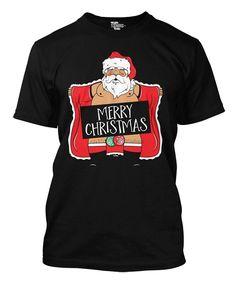 Merry Christmas Naughty Santa Ugly Christmas Men's T Shirt Fashion O-Neck short sleeved t-shirts summer Funny tee shirt for men White Tee Shirts, Funny Tee Shirts, Naughty Santa, Black And White Tees, Funny Xmas, Ugly Christmas Sweater, Branded T Shirts, Shirt Style, Merry Christmas