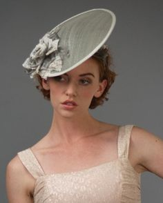 Fascinator - 3148FS_SLV