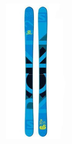 Salomon Rocker2 100 Ski 2015