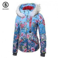 0fafc12d7e Bogner Kaja-D Print Down Ski Jacket (Women s)