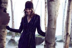 Exclusive Interview: Freja Beha Erichsen The Face Of H&M Studio