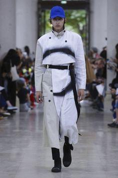 Études @ Paris Menswear S/S 2017
