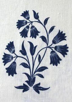 Sophie Print Borderline Fabrics