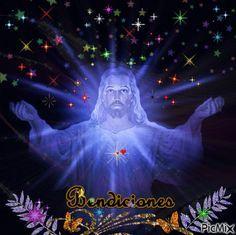 GIFS HERMOSOS: cosas bonitas encontradas en la web Immaculée Conception, Jesus Loves Us, Emoji Love, Jesus Christ Images, Christian Love, Religious Images, Jesus Pictures, Jesus Saves, God Jesus