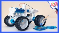 Amazing Salt Water 4WD Monster Truck powered by salt water fuel cell @ R...