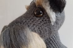 Tutorial: How to make your own for for amigurumi