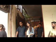WATCH Katrina Kaif & Sidharth Malhotra spotted at Bunglow 9 Restaurant in Bandra. See the full video at : https://youtu.be/kw1y6Z57Qas #katrinakaif #sidharthmalhotra