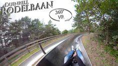 Duinrell 2019 Rodelbaan 360° VR POV Onride