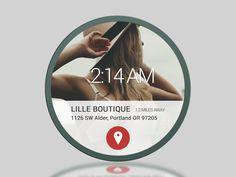 Android Wear Template