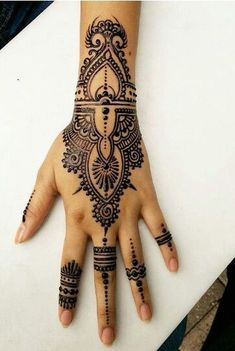 # Related posts:Ornemental tattoo idea - Henna designs handSmall Tattoos Ideas for men and women - Best Tattoos Ideas with photos. Henna Tattoo Designs, Henna Tattoos, Henna Tattoo Hand, Henna Body Art, Mehndi Designs For Hands, Paisley Tattoos, Designs Mehndi, Art Tattoos, Henna Elephant