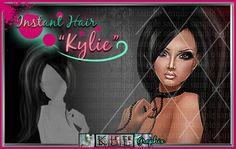 Kylie Instant Hair PSD, $1.50