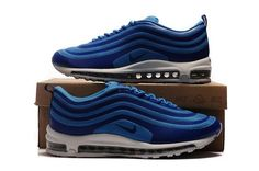 Nike Air Max 97 Hyperfuse Schoenen Running Royal Blauw/Wit,HOT SALE!