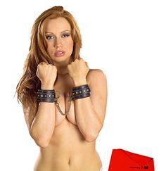 H3220800100 Bling Bling Cuffs schwarz Bondage Handschellen cuffs Sex Toys