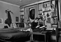 James Dean at Home