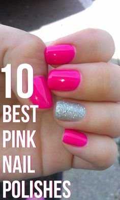 Best Pink Nail Polishes – Our Top 10