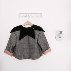 Coat handmade by Naked Lunge for Abacus Kids