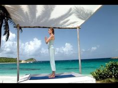 From BodyWisdom's Yoga For Beginners (with 8 Routines) - Standing Poses Routine - YouTube
