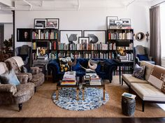 Mario Grauso and Serkan Sarier's Manhattan Home - Pictures from Mario Grauso and Serkan Sarier's New York City Home - Harper's BAZAAR