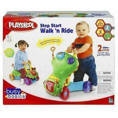 Playskool Step Start Walk 'n Ride - Colors May Vary (Toy)