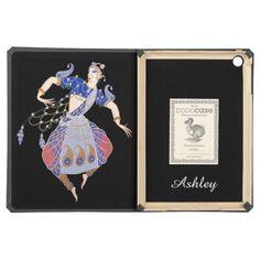 Monogram Art Deco Dancer - DODOcase iPad Air Case