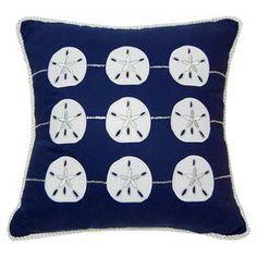 Sand Dollar Pillow - Joss & Main